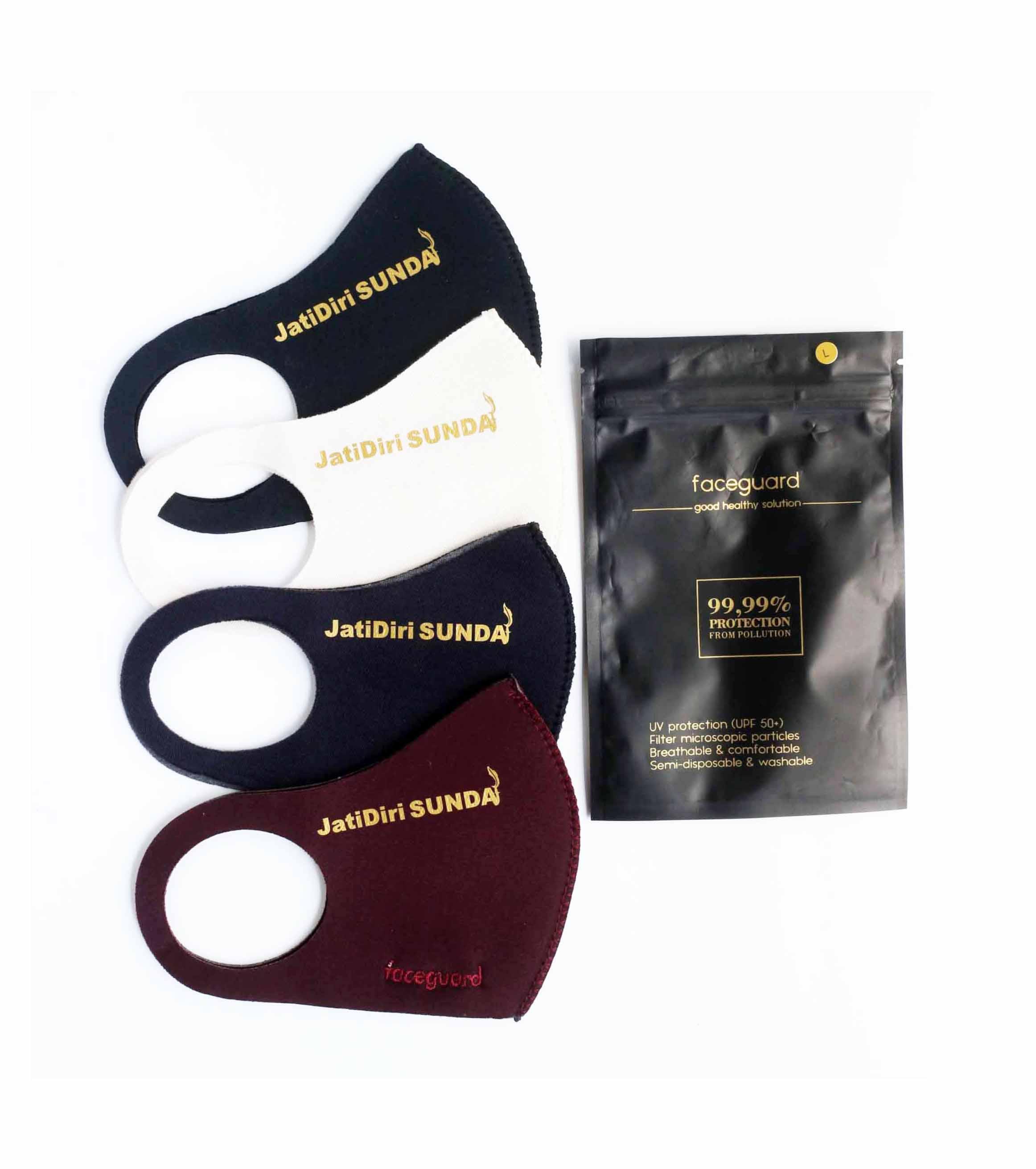 Pelindung Wajah Premium, JatiDiri SUNDA – JatiDiri Sunda