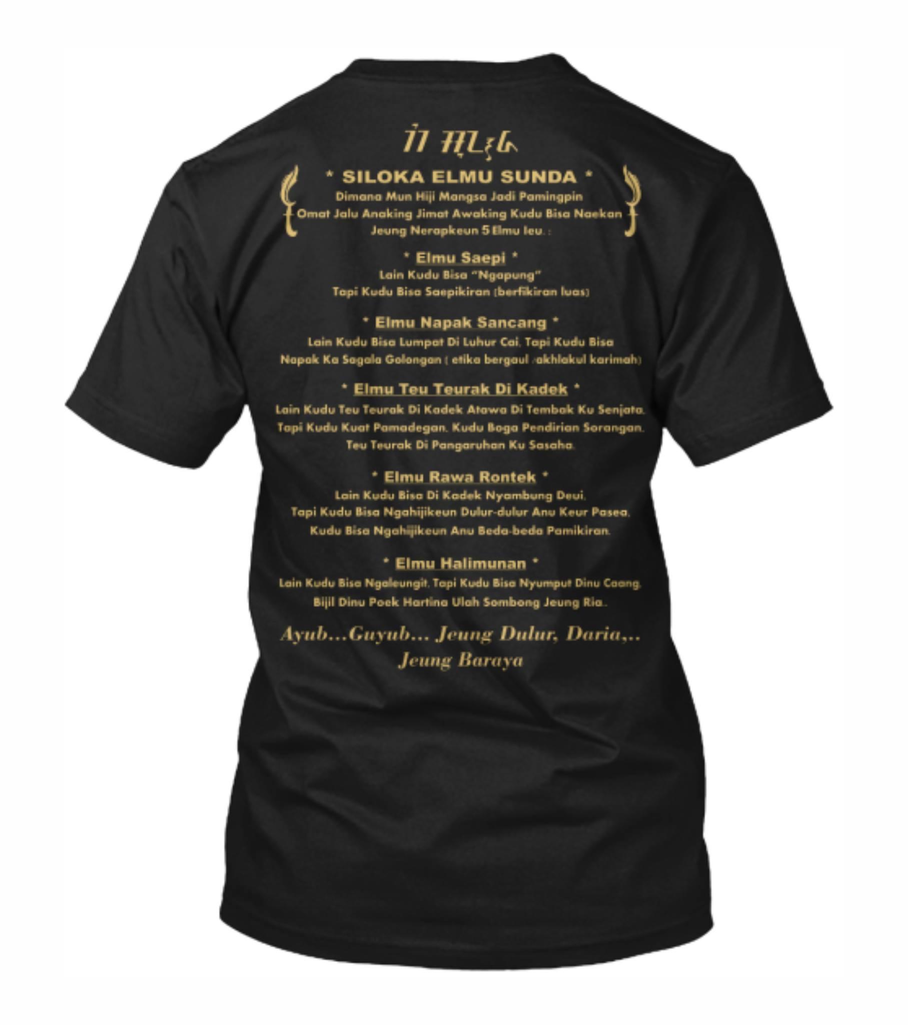 kaos sunda, kaos persib, bobotoh persib, jersey persib, persib online, jadwal persib, info persib,berita persib, bahasa sunda, kamus bahasa sunda, prabu siliwangi, kujang siliwangi, lagu sunda, Pangsi, kujang Kembar, Kerajaan Pajajaran, Sunda Kuno, Makam Prabu Siliwangi, Silsilah Prabu siliwangi, Totopong Sunda, iket sunda, baju sunda, Getih Sunda. jatidiri sunda, siloka sunda, kisunda